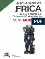Valentin-Yves Mudimbe - A Invenção de África-PEDAGO (2013)