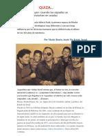 """PERIODICO """"NUEVA SION"""", BUENOS AIRES, FEBRERO DE 2021"""