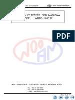 ME Fuel Valves Tester_Woo Am_WBTD-1100