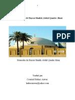 Biographie de Hazrat Shaikh Abdul Quader Jilani