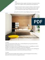 Term 3 Interior Design VA 130121