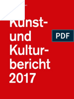 Kunst- und Kulturbericht 2017