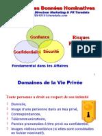 Protection Données Nominatives - 16