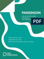 Manual de Orientações Para Pessoas Com Parkinson