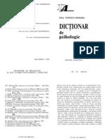 Paul Popescu Neveanu - Disctionar psihologie