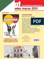 GLENAT MARZO 2011