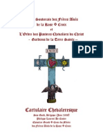 Cartulaire - Registry of the Knights FAR + C