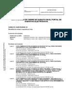 Certificado Cierre SUB PM 2020 10