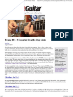 Twang 101_ 8 Essential Double-Stop Licks _ 2014-08-29 _ Premier Guitar