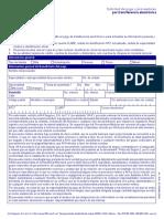 FORMATO DE TRANSFERENCIA ELECTRONICA