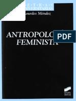 Lourdes Méndez - Antropología feminista