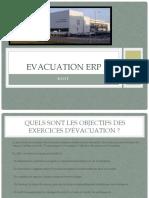 Evacuation Erp
