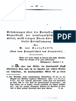 Korsakoff & Hahnemann (1831)-Erfahrungen Über Die Fortpflanzung Der Arzneikraft Der Homöopathischen Heilmittel [AHH 11.2]