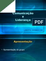 Comunicação e Liderança parte I