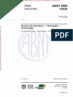 NBR15424 - Arquivo Para Impressão