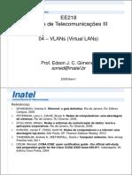 EE218 - 04 - VLANs
