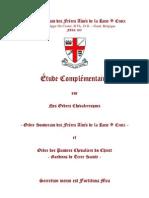 FAR + C briefly,  Chevalier du Christ