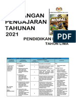 RPT P.MORAL THN 5 2021 by Rozayus Academy