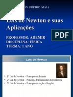Leis de Newton e Suas Aplicações3