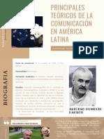 TEORIA DE LA COMUNICACION II