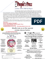 The People's Press September 2007