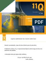 9. Aspetos ambientais das reações ácido-base