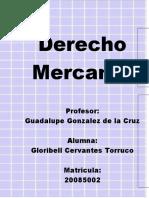 MARCO TEÓRICO DEL DERECHO MERCANTIL