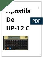Apostila de HP para prova de CEA e ANCORD