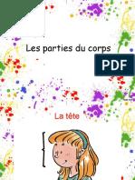 Parties Du Corps
