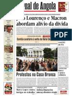?? Jornal de Angola • Edição 02 de Junho 2020