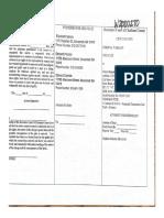 Edenfield Arrest Warrant