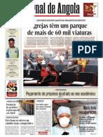 ?? Jornal de Angola • Edição 06.06.2020