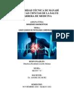 Tarea Patologia Cardiaca Lissette Mendoza