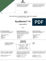 EpoMaster X1 Virtus2 1307