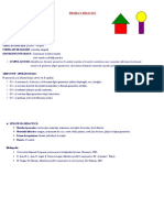 proiect MEM clasa II- Figuri geometrice plane