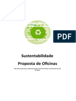 proposta de oficinas sustentabilidade - empreendedorismo