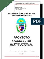 modelo de PCI 2011
