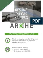 Presentation Resume Du Cas kalypso