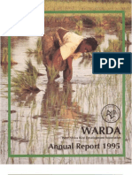 AfricaRice Annual Report 1995