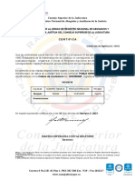 Certifica Dos PDF