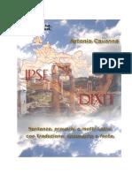 Ipse Dixit_ 2014