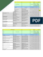 ANEHYS028 Matriz Identificación y Evaluación Aspectos Ambientales -v0- 26-10-2007