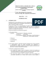 Practica 2 Micro I Esterilizacion