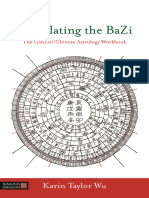 Calculating the BaZi