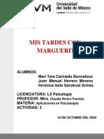 Act 3- Maritere, Verónica Juan Manuel
