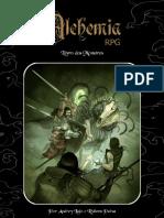 Alchemia Rpg Livro Dos Monstros Biblioteca Elfica