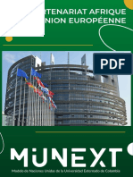 Partenariat Afrique - Union Européenne