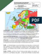 GUIAS DE GEOGRAFIA 8° - 2021 - PRIMER PERIODO