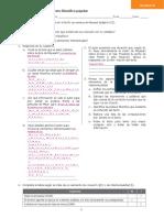 RECUPERACIÓN DESEMPEÑO 3-4 ASERTIVOS