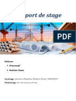 Rapport FST